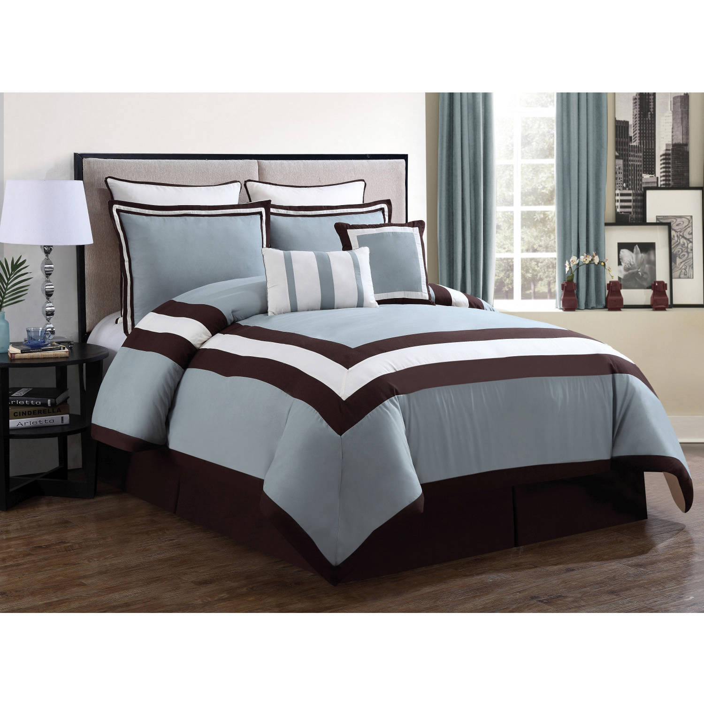 Avondale Manor Sydney 8-Piece Bedding Comforter Set
