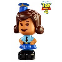 Disney Pixar Toy Story Talking Officer Giggle McDimples Figure