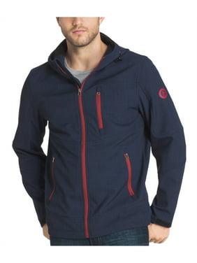 G.H. Bass & Co. Mens Heathered Shirt Jacket