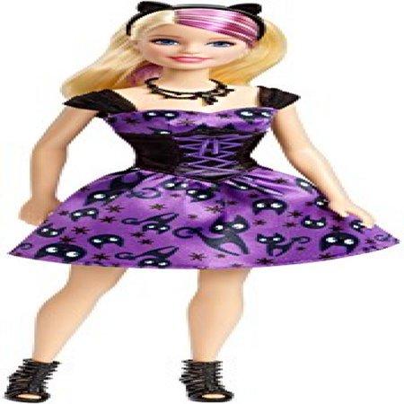 Barbie Moonlight Halloween Doll - Barbie Halloween Makeup