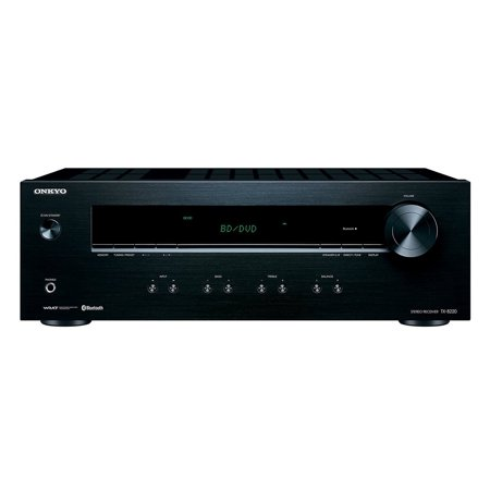 Onkyo TX-8220 Analog Home Audio/Video Stereo Receiver (Onkyo Gramophone)