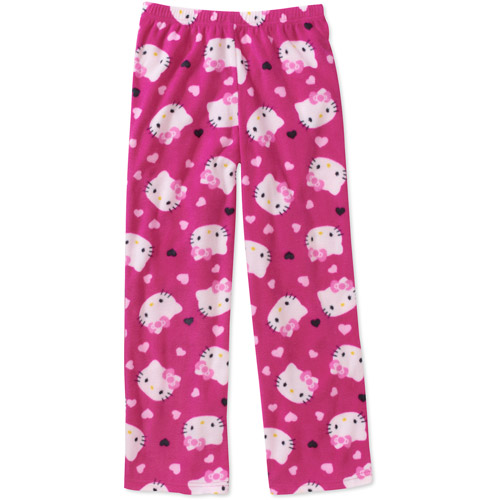 Hello Kitty - Girls' Fleece Pant