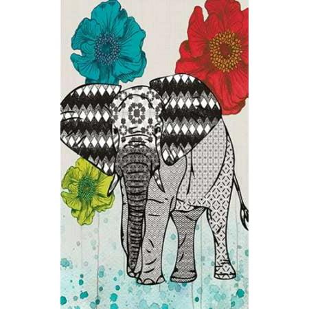Safari Pattern Poster Print By Piper Ballantyne
