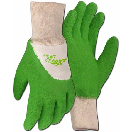 Boss Gloves 8404GXS Extra-Small Green Gardening and General Purpose Gloves