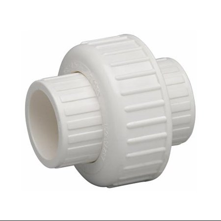 Pvc Pressure Pipe Fittings - Pipe Fitting, Pvc Solvent Weld Slip Union, 1-1/2