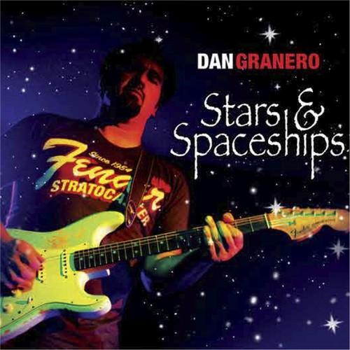 Dan Granero Stars & Spaceships [CD] by