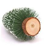 Mini Christmas Tree Stick White Cedar Desktop Small Christmas Tree