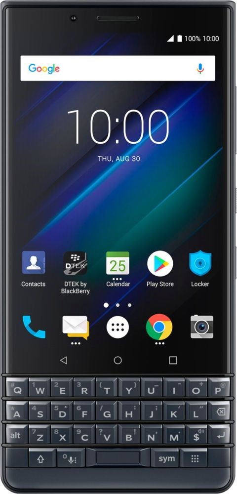 Alcatel Blackberry Key2 LE, Slate (Unlocked)