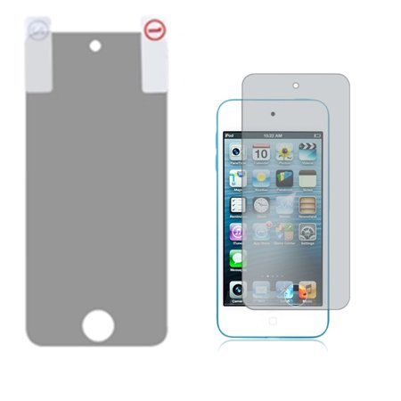 Insten Anti-grease LCD Screen Protector/Clear Case For iPod Touch 6 6th 5 5th (Connect Ipod Lcd)