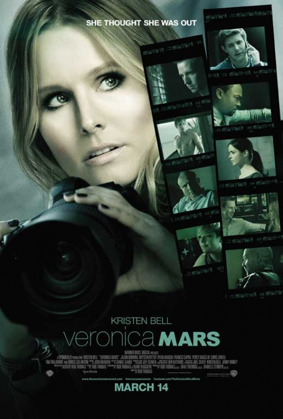 Veronica Mars Movie Poster Print (27 x 40) by Pop Culture Graphics