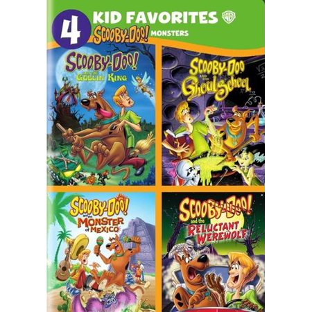 4 Kids Favorites: Scooby-Doo Monsters (Other)