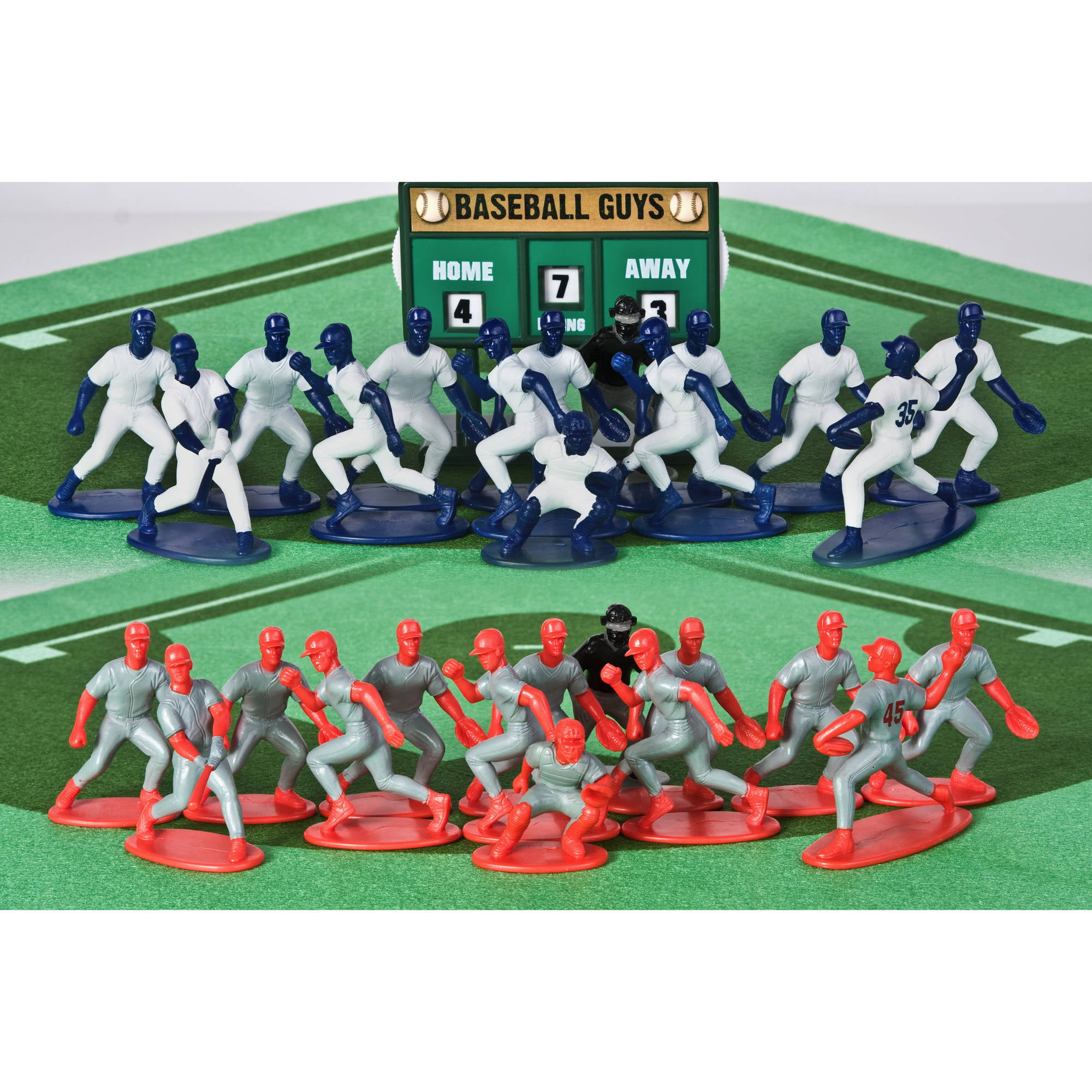 Kaskey Kids Baseball Guys Set Walmart