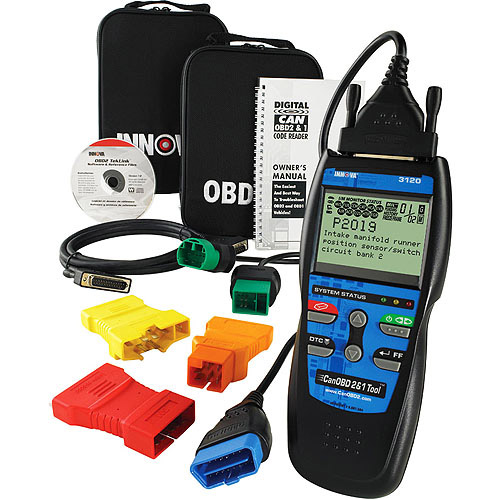 Equus 3120 Innova Diagnostic Code Scanner