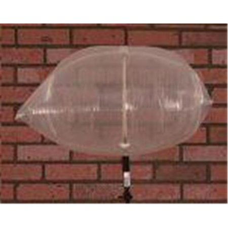 The Chimney Balloon Wf005 12 X 12 Inch Fireplace Draft Stopper