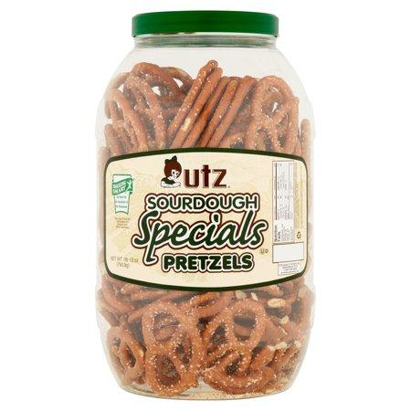 Utz Sourdough Specials Pretzels, 28 - Utz Halloween Pretzels