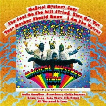 Infant Vinyl - Magical Mystery Tour (Vinyl) (Remaster)