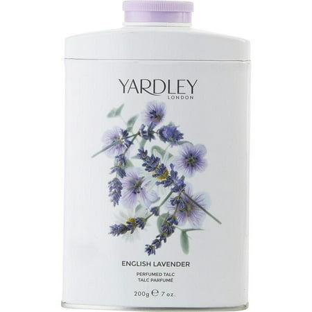 Yardley London English Lavender Perfumed Talc Powder, 7 (Lavender Talc)