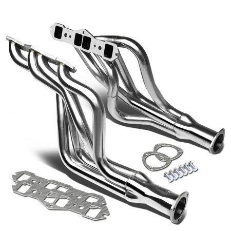 Oldsmobile 442 High-Performance 2X4-1 Design Stainless Steel Exhaust Header Kit