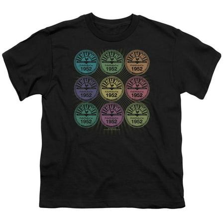 Sun Rocking Color Block Big Boys Youth Shirt (New Kids On The Block Mohegan Sun)