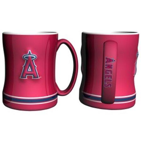 Los Angeles Angels of Anaheim Coffee Mug - 15oz Sculpted 4675710426 - image 1 de 1