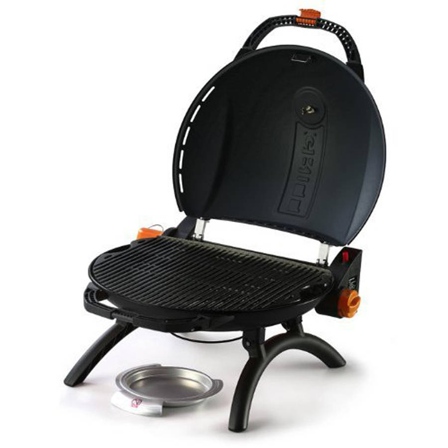 O-Grill 10,500 BTU Portable Propane Grill Stoneman Sports, 225 sq in Grill Space, O-900R, Available in Multiple Colors