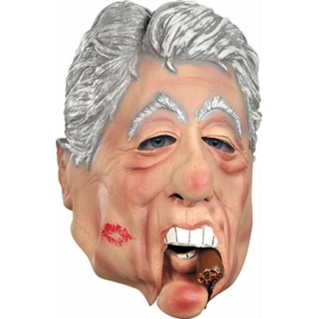Moveable Jaw Bill Clinton Mask - Jaw Mask