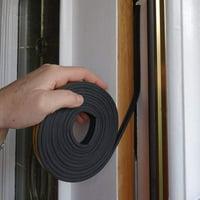 Draught Excluder Self Adhesive Rubber Door Window Seal Strip Roll Foam Hot Sale