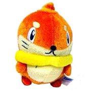 Pokemon Chibi Plush Chibi Buizell Plush Bath Toy [Japanese]