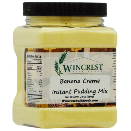 - Banana Creme Pudding - 1.5 Lb Tub