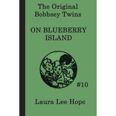 The Bobbsey Twins on Blueberry Island (Bobbsey Twins 1)