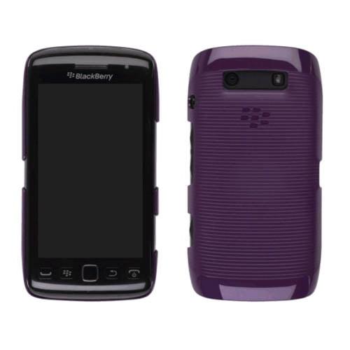 OEM Blackberry Hard Shell Plastic Case for Blackberry Torch 9860/9850 (Purple)