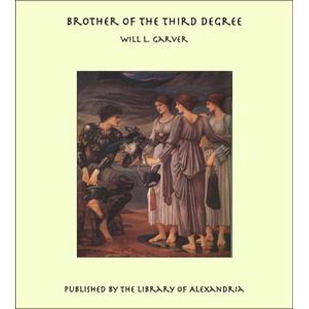 brother of the Third Degree - eBook - 3rd Degree Silicone