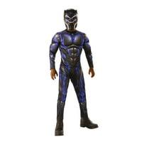 Rubies Battle Version Black Panther Boys Halloween Costume