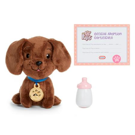 Little Tikes Just Born Puppy- Chocolate Lab (Chocolate Lab Puppies)