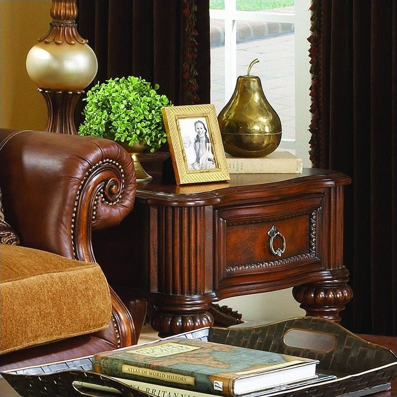 Woodhaven Hill 1390 Series End Table