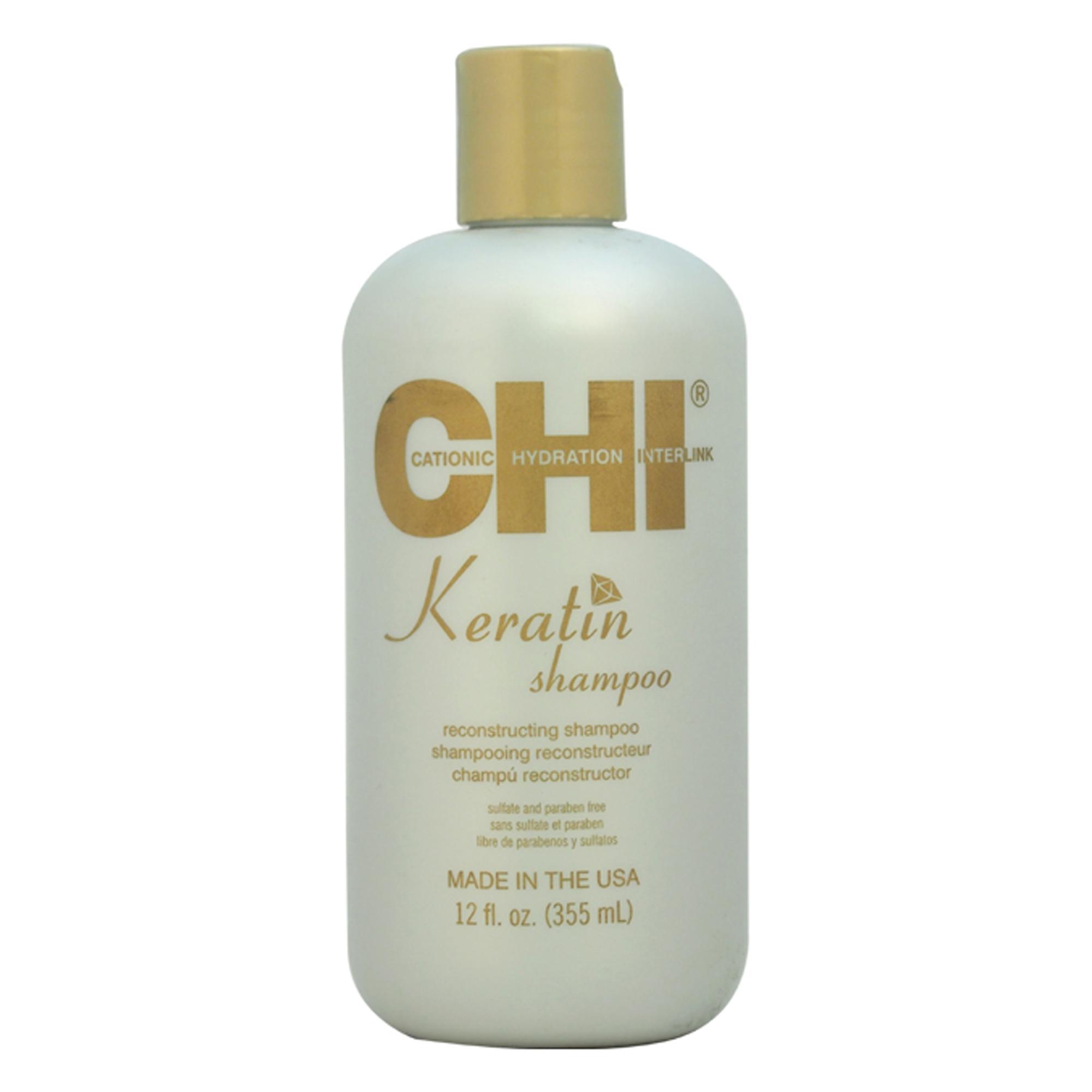 CHI Keratin Shampoo, 12 Oz