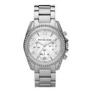 WATCH  MICHAEL KORS  SILVER  WOMAN  MK5520