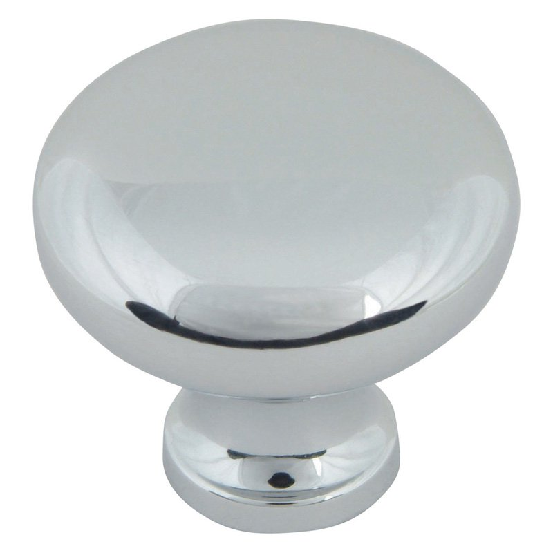 Successi 1 1/4 In. Polished Chrome Round Knob