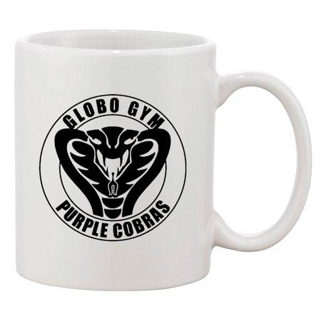 Globo Gym Cobra Dodge Ball Fitness Tv Funny Parody Dt Coffee 11 Oz Mug