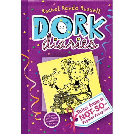 Dork Diaries 2: Tales from a Not-So-Popular Party Girl (Hardcover)
