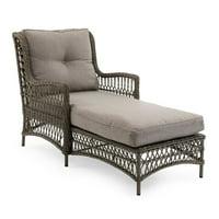 Belham Living Bristol Patio Chaise Lounge