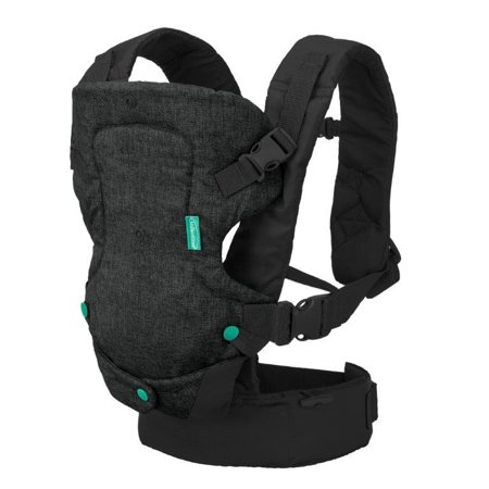 Infantino Flip Advanced 4-in-1 Convertible (Best Baby Carrier For 20 Lbs)