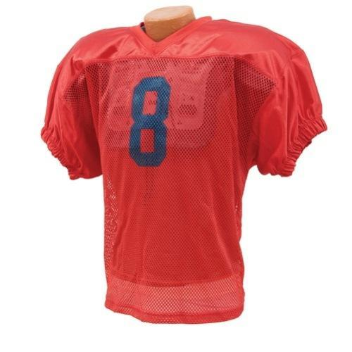 Mesh Youth Football Jerseys by Champro - Waist Length, Navy Blue
