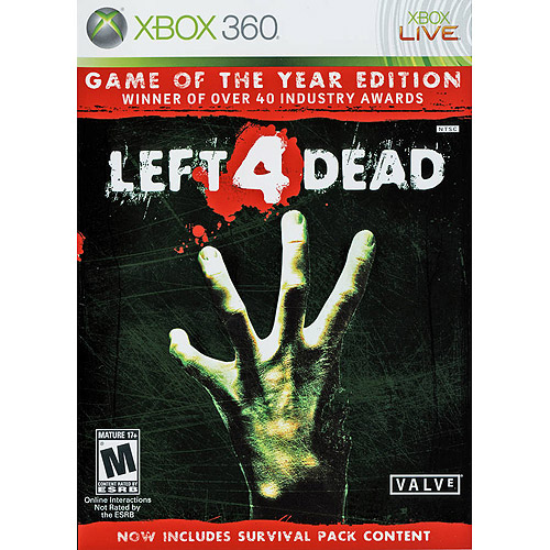 Left 4 Dead: Game of the Year Edition (Xbox 360)