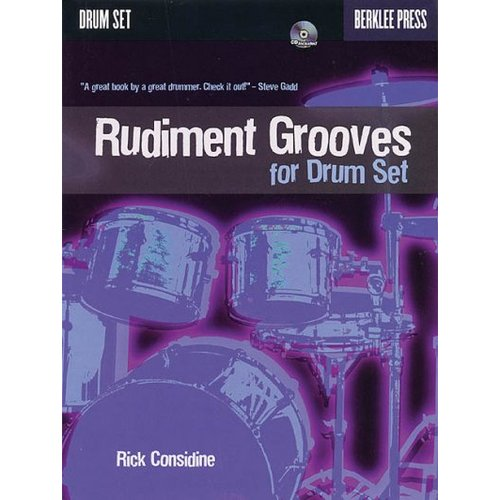 Rudiment Grooves for Drum Set