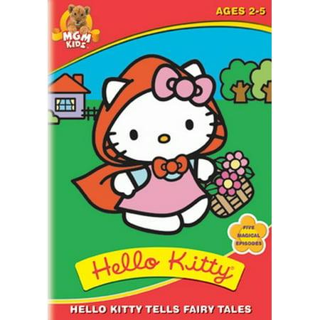 Fairy Kitty (Hello Kitty: Hello Kitty Tells Fairy Tales (DVD))