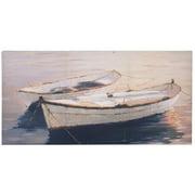 Evergreen Enterprises, Inc Rowboats Painting Print on Canvas