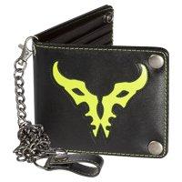 World of Warcraft Legion Logo Men's Bifold Chain Wallet