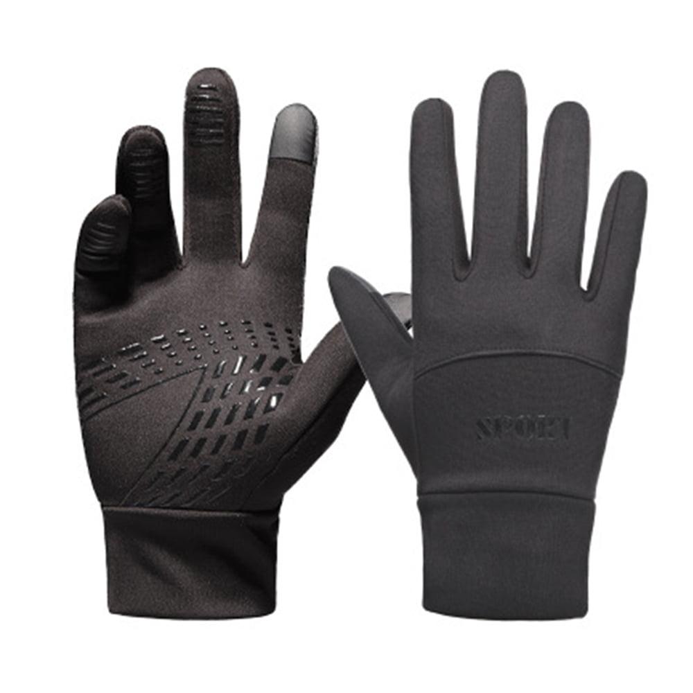 Head Touchscreen Running GlovesXL