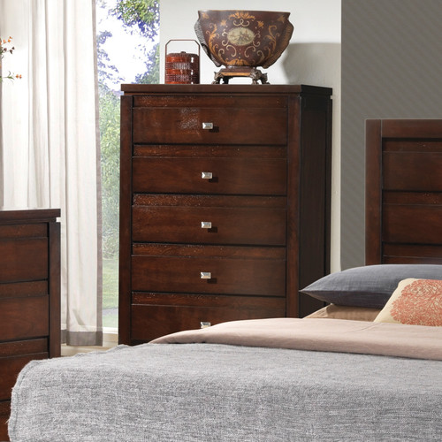 Wildon Home 5 Drawer Chest by Windward Furniture